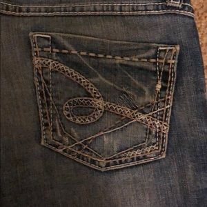 BKE Jeans light wash